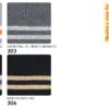 Colori bordo maglia a nastro Marbet_137